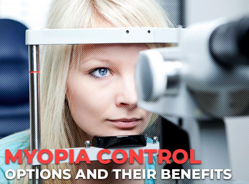 Myopia Control Options and Their Benefits