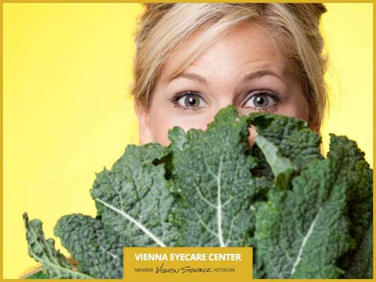How Eating Leafy Greens Affect Eye Health