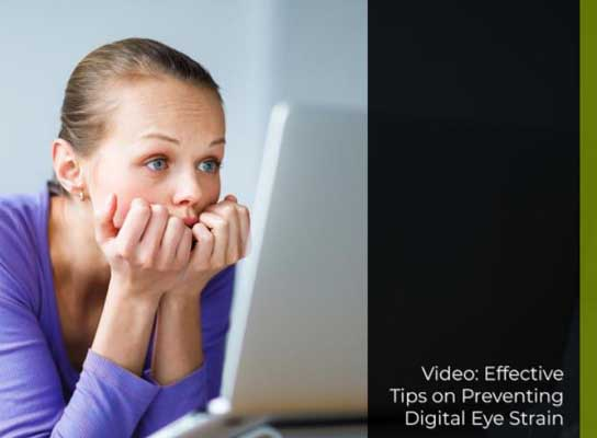 Video: Effective Tips on Preventing Digital Eye Strain